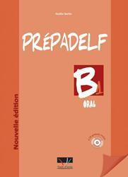 PREPADELF B1 ORAL LIVRE DE L'ELEVE
