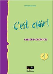 C'EST CLAIR 1 CAHIER DE L' ELEVE