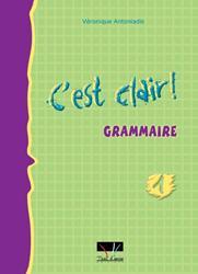 C'EST CLAIR 1 GRAMMAIRE DE L' ELEVE