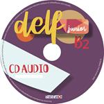 DELF JUNIOR B2 10 EPREUVES COMPLETES CD
