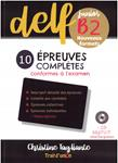 NOUVEAU DELF JUNIOR B2 10 EPREUVES COMPLETES