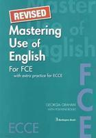MASTERING USE OF ENGLISH FOR FCE ST/BK REVISED