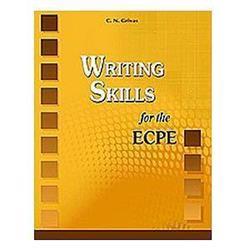 WRITING SKILLS FOR THE ECPE ST/BK