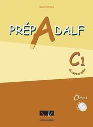 PREPADELF C1 ORAL (+ CD) LIVRE DE L'ELEVE
