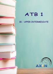 ATB1 NEW- B1 UPPER-INTERMEDIATE PACK & ONLINE PIN CODE