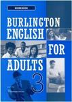 BURLINGTON ENGLISH FOR ADULTS 3 WKBK