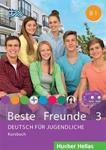 BESTE FREUNDE 3 (B1) KURSBUCH (+CDS)