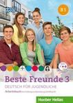 BESTE FREUNDE 3 (B1) ARBEITSCHBUCH (+CD-ROM)