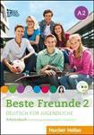 BESTE FREUNDE 2 (A2) ARBEITSBUCH (+CD-ROM)