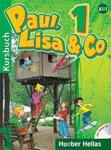 PAUL LISA & CO 1 KURSBUCH (+CD)