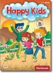 HAPPY KIDS JUNIOR B WKBK (+WORDS & GRAMMAR)