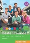 BESTE FREUNDE 2 (A2) KURSBUCH (+CDS)